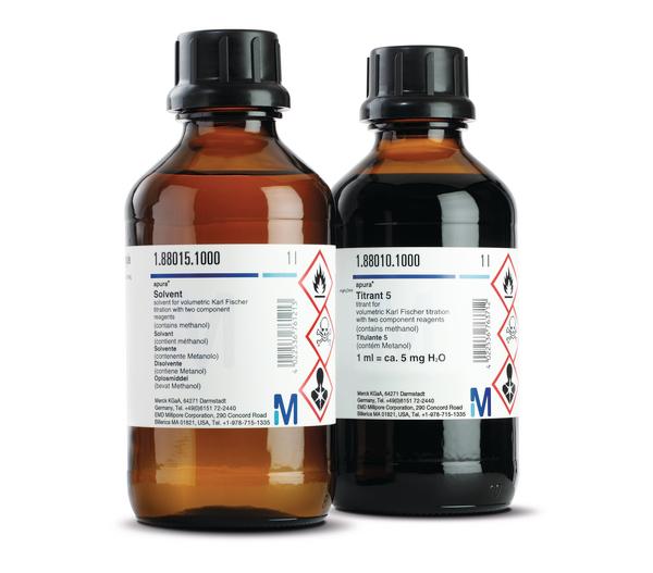 Aquastar™ kahekomponentsed reaktiivid