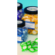 Q-Max® RR Syringe Filter 25 mm, PTFE-phobic